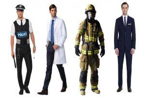 حفظ و نگهداری از لباس کار