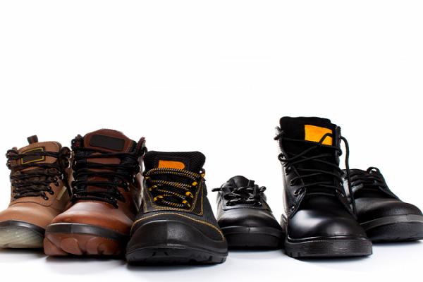 علائم تخصصی روی کفش ایمنی چیست؟
